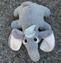 Disney Dumbo Elephant Plush Baby Toy Felt Eyes Hat Tongue Satin Ears 60s... - $133.19