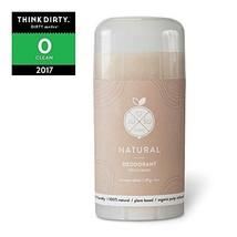 JUSU Body Natural Deodorant - 100% Natural - 3 oz