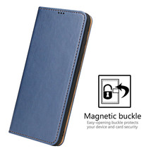 K119) Leather Wallet Flip Magnetic Back Cover Case For Samsung Galaxy - $61.90