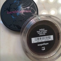 1 Bare Minerals Magnifique eye shadow a rich smokey plum New Sealed .57g... - $5.99