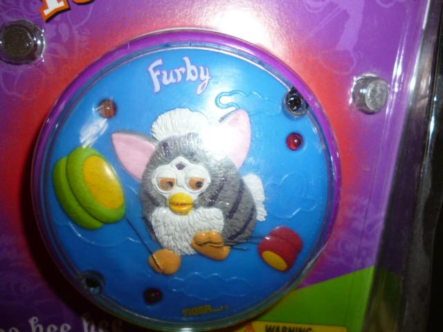 FURBY Electronic Yo Yo NRFB