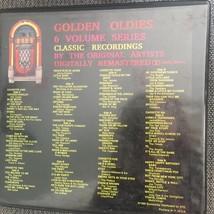 GOLDEN OLDIES 5 VOLUME SERIES DIGITALLY REMASTERED                     ... - $19.34