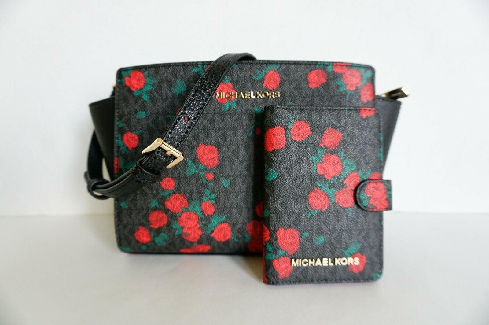 dc5e945b85ea Nwt Michael Kors Selma Md Messenger Bag & and 38 similar items. 57