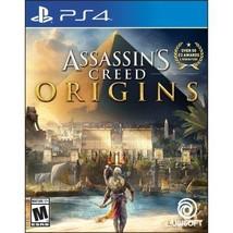Assassin's Creed: Origins, Ubisoft, PlayStation 4 - $41.47