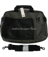 NWT RO BAGS laptop computer travel case organizer designer leather nylon NY - $121.25