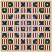 Americana Gameboard PDF cross stitch chart John Shirley new designer - $89,02 MXN
