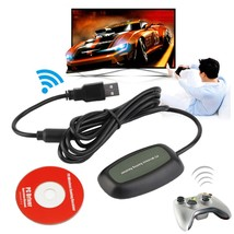 USB Receiver Adapter for Microsoft Xbox 360 - Black - $24.18