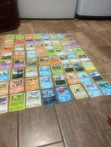 Pokemon Cards Lot of 64 - $4.94