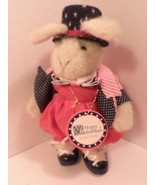 Yankee Doodle Hoppy Vanderhare Red White & Blue Stars & Stripes Muffy - $14.97