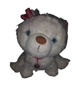 "Hallmark Interactive Story Buddy 2 Bell Husky Dog Puppy UNTESTED 11.5"" R... - $14.84"
