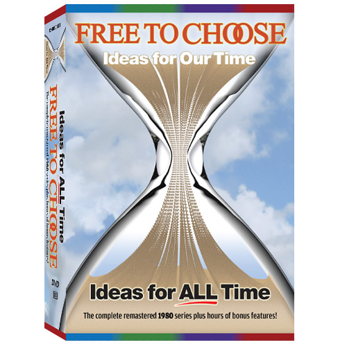 Primary image for Free To Choose: Ideas For All Time