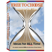 Free To Choose: Ideas For All Time - $49.95