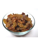 Golden Jumbo Raisins 3 lb bulk bag. Full of Iron, Calcium & Antioxidants - $16.23