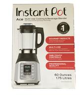Instant Pot Ace 60  NEW Multi Use Cooking & Beverage Blender - $98.99