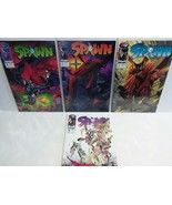 SPAWN #1 + 2, 3, 5, 9, 11, 17, 20, 25, 33 + FIRST ANGELA + TOY VARIANT #1  - $56.10