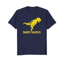 Funny Shirts - Funny Father's Day Gift Idea - Daddysaurus Rex T-Shirt Men - $19.95+