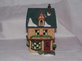 "DEPT 56 DICKENS VILLAGE ""G.CHOIR'S WEIGHTS & SCALES"" - - $21.56"