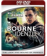 The Bourne Identity [HD DVD] [HD DVD] - $6.93