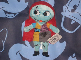 Itty Bitty Sally Plush Doll Disney Parks Nightmare Before Christmas. Bra... - $22.00