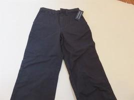 Ralph Lauren Polo Boys Prospect Pant Classic Fit Plain Front 6 Nwt $45 - $21.46