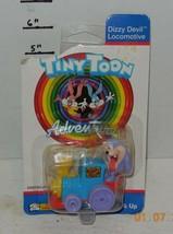 Vintage PLAYSKOOL TINY TOON ADVENTURES CHARACTER CAR DIZZY DEVIL LOCOMOT... - $46.75