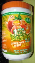 Youngevity Beyond Tangy Tangerine Citrus Fusion Peach Supplement - 1 lb ... - $56.04