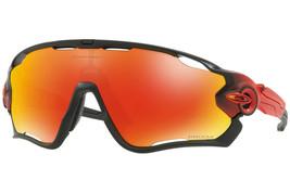 Oakley Occhiali da Sole Jaw Breaker Rubino Sfumato W/Prisma Rubino OO9290-23 - $262.15