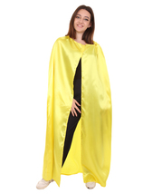 Adult Women's Hooded Cape Costume   Multiple Color Options Cosplay Costume - $34.85