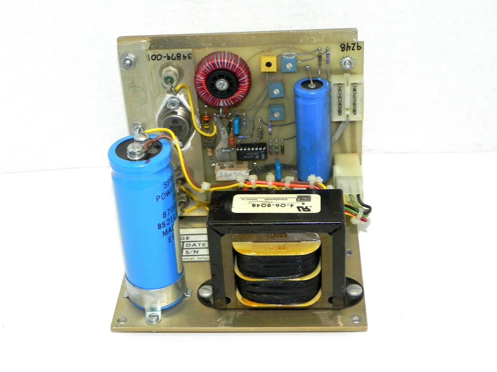 IED K7636A PC BOARD ASSEMBLY