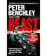 Beast by Peter Benchley (1992, Mass Market) - $5.94