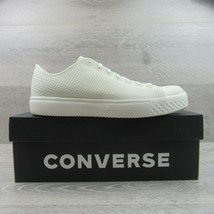 Converse CTAS Modern OX Buff White Shoes Size 9.5 Mens NEW 156652C image 2
