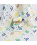 Riho Baby 5-Layer 100% Muslin Cotton Recieving Blanket Swaddle Blanket(R... - $19.99