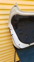 2013-16 Ford Fusion Trunk Lid & Tail Lights L&R w/o Camera image 11