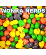 Wonka Rainbow Nerds Retro Gourmet Bulk Vending Machine Candy New 12 LB - $89.99