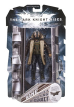 Batman The Dark Knight Rises Movie Masters Collector Bane Figure Brand NEW! - $49.99