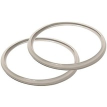 """2-Pack 10"""" Fagor Replacement Rubber Gasket for Pressure Cookers Fit 8 &1... - $17.01"""