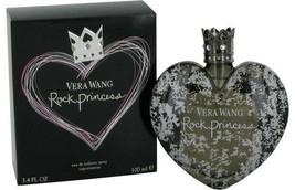 Rock Princess Perfume By  VERA WANG  FOR WOMEN  3.4 oz Eau De Toilette S... - $26.50