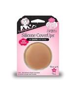 Hollywood Fashion Secrets Silicone Nipple CoverUps Dark Shade, 1 pair - $17.81