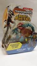 Transformers Prime Beast Hunters Snapping Siphon Claw Ripclaw Figure - $52.46