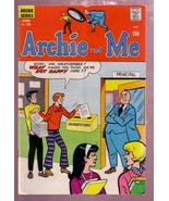 ARCHIE AND ME #35 1970 MR WEATHERBEE SCHOOL COVER VG - $18.62