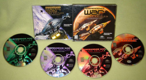 Primary image for INDEPENDENCE WAR Deluxe Edition Defiance PC CD-ROM Game