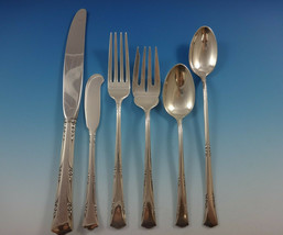 Greenbrier by Gorham Sterling Silver Flatware Set For 12 Service 81 Pieces - $3,900.00