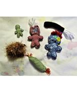 Catnip Toys, Handmade - $1.25+