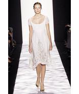 Badgley Mischka  Coutoure Embellished Ivory dre... - $1,980.00