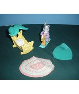 Vintage Fisher Price #74730 Hideaway Hollow Baby's Nursery Set COMP/NR M... - $15.99