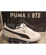 BTS x Puma Bangtan Boys Court Star Shoes Sneakers Photocard Box Packing Official - $94.05 - $133.65
