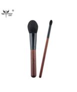 Anmor® 2 pcs/set Excellent Professional Makeup Brushes Kit Soft Goat Hai... - $14.37