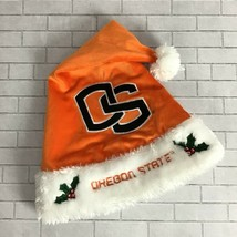 Oregon State Beavers Ncaa Christmas Santa Hat Cap Forever Collectibles B15-3 - $17.16