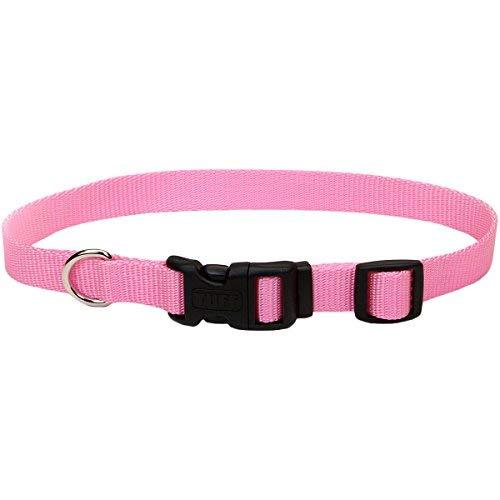"Dog Supplies 6401 5/8"" Adjustable Tuff Collar Bright Pink - $10.40"