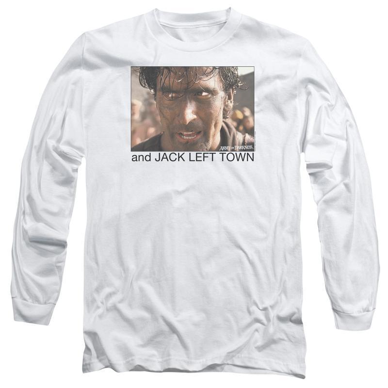 H vs evil dead ash williams retro horror movie film t shirt for sale online store mgm167 al 800x